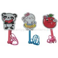 China Lovely PP Hand Fan r for parties and toys , beautiful hand held fans Animal Printed on sale