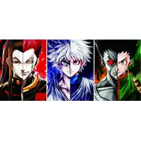China Multiple Deep 3D Anime Poster / Flip Lenticular Anime Poster Printing wholesale