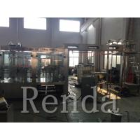 China 500ml PET Bottle Water Bottle Filling Machine For Mineral Water / Pure Water wholesale