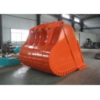 Quality High Loading Capacity Excavator Grapple Bucket 10 CBM With ISO Certified for sale