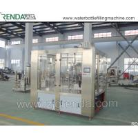 China 8000BPH Full Automatic Electric Water Bottling Equipment For Liquid Drinks wholesale