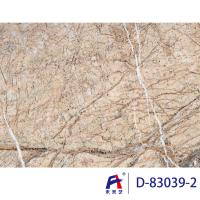 China Marble - Grain Adhesion Pvc Ceiling Film Environmental Protection Printing wholesale