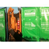 China sound blocking panels for outdoor and highway temporary noise fence insulation 40dB wholesale