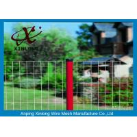 China Fashion Design Euro Panel Fencing Green Wire Fencing Roll High Security on sale