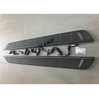 China 4x4 Auto Parts For Ford Ranger Side Step Bar Plastic Running Boards Ranger PX Wildtrak 2015 2016 wholesale