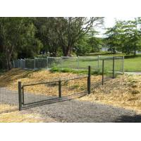 China galvanized roll top security fence factory on sale