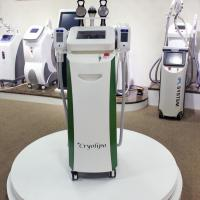 Buy cheap Non surgical lipo cool freeze fat removal coolplas cryolipolysis machine from wholesalers