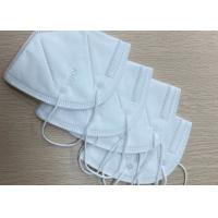 Buy cheap KN95 Standard Dust Proof Face Mask Eco Friendly Soft Mask Materials CE / FDA from wholesalers