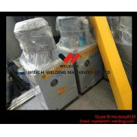Quality Lincoln Welder H Beam Fabrication Machine H Beam Assembly And Straightening for sale