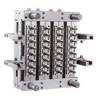 China 72 Cavity Pet Preform Injection Moulding Machine Hot / Cold Runner Long Service Life wholesale