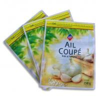 China Vacuum Food Pouch / Plastic PE Food Bag High Temperature Steaming Food Retort Pouch wholesale