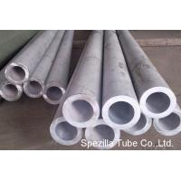 China Cold Drawn Stainless Steel Heat Exchanger Tube TP 410 / 410S Stainless Seamless Pipe wholesale