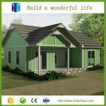 China Superior quality prefab luxury best design vacation villa architectural design wholesale