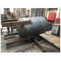 Quality Carbon Steel Vertical / Horizontal Air Receiver Extra Replacement Tank For Air for sale