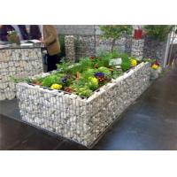 China Welded Gabions Raised Garden Beds For Planting Flowers And Vegetables wholesale