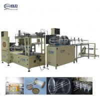 China full automatic pvc cylinder container forming machine wholesale
