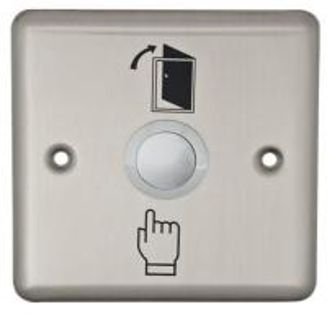 China Door Button Access Control Button Exit Button (CHD-EB801B) wholesale
