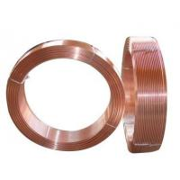 China Low Alloy Steel Submerged Arc Welding Wire H08mnmoa (AWS EA2)  LPG CYLINDER MANFACTURING on sale