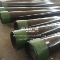 China api 5ct grade n80 steel casing pipe price 2-7/8 O.D. 6.4 lb/ft Non-upset T&C tubing on sale