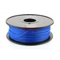 China 3D Printer Consumable 3D Printer ABS Filament 3MM With Luminous Blue wholesale