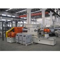 China Single Screw Rubber Extruder Machine With Mold Temperature Controller 220V/380V wholesale