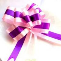 China Atwo Layers Butterfly Ribbon Bow Gift Wrapping Bows For Packing wholesale