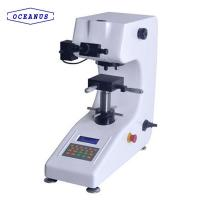 China HV-1000 Micro Hardness tester with manual turret for Metal, Nonferrous metal and Glass wholesale