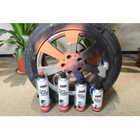 China Puncture Repair Liquid Emergency Tyre Repair /  Tyre Sealer Inflator With Hose wholesale