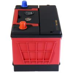 China Long Lifespan Lifepo4 Automotive Battery 86-550 12.8V CCA 1200A , High Power Lifting Lithium Ion Car Battery wholesale