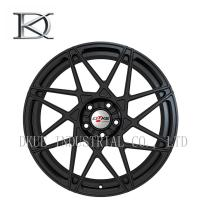 Professional Car Racing Wheels Rims Cast Forged Alloy 16 Inch - 22 Inch