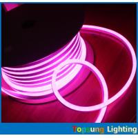 China high quality multicolored led neon signs 8*16mm neon-flex light wholesale