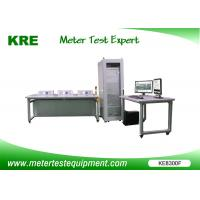 China Semi Automatic Energy Meter Testing Equipment Bar Code Input 3 - 6 Meter Positions wholesale