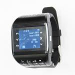 China 2012 watch mobile phone MQ666A 3.2 megapixel HD camera GSM watch phone wholesale
