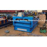 China Metal Sheet Straightening Machinery / Metal Sheets Plate Leveling Machine With Cutting Device on sale
