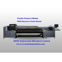 Buy cheap 3 Phase Power Textile Digital Printing Machines , Fabric Printing Equipment from wholesalers