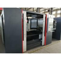 China Easy Operation CNC Fiber Laser Metal Cutting Machine High Precision Water Cooling wholesale