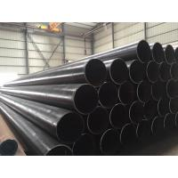 Buy cheap ERW API 5L welded line pipes X56 R3 length from China supplier from wholesalers