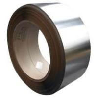 China DDQ 201 J1 Mill edge PVC Film Cold Rolled 304 Stainless Steel strip / strips wholesale