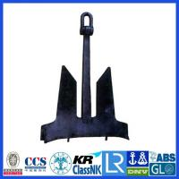 China China Supplier Black Painted6225KG  Marine AC-14 HHP Anchor With DNV ABS CCS BV NK Class wholesale