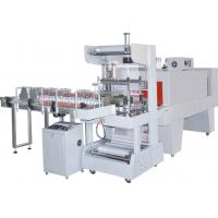 China Semi - Auto  Film Shrink Packaging  Equipment  3ph 5cores 380V For Beverage wholesale