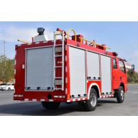 China Fire Protection Emergency Rescue Vehicles Aluminium Roller Shutter wholesale