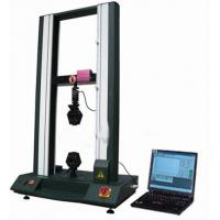 China 10KN Sole Adhesion Tester  / Shoe Testing Machine For Tear , Break Test on sale