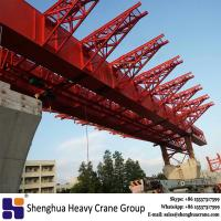 China China 600 ton underslung movable scaffolding system machine high-speed railway bridge erection on sale