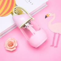 China Eco Friendly Baby Bottles Glass , Cute 360ml Anti Colic Baby Bottles PP Lid wholesale