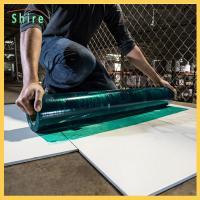 China Builder Board Temporary Floor Protection Film Furniture Floor Protectors For Indoor wholesale