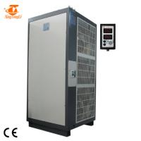 China 15V 6000A Three Phase Electroplating Rectifier Remote Control Water Cooling wholesale