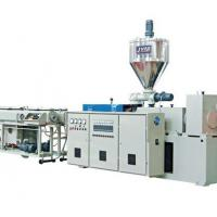 China Expanded Polyethylene Foam Plastic Pipe Extrusion Line With 10 - 60 mm wholesale