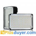 China Aputure Amaran AL-198C - LED Camera Light (198 LEDs, 18W, 800 Lumens, Color Temperature Adjustment) wholesale