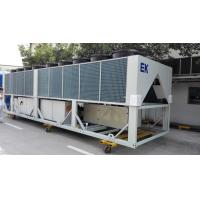 China 400 Tons Dual - Screw Air Cool Chiller Semi Hermelic Chiller Air Cooled wholesale