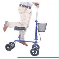 China High safety 4 wheel mobility knee scooters on sale